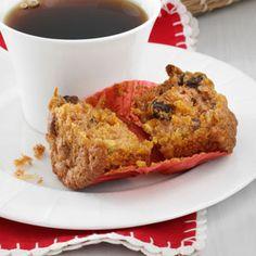 Chai Muffin, Glazed Doughnut, Glazed Muffin, Chai Donut