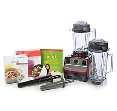 Buy Vitamix Aspire Variable Speed Whole Food Blender with Dry Container, Vitamix and Blenders from The Shopping Channel, Canada's home shopping network - Online Shopping for Canadians The Shopping Channel, Home Shopping Network, New Year New You, Blender Recipes, Variables, Jewelry Shop, Brand Names, Whole Food Recipes