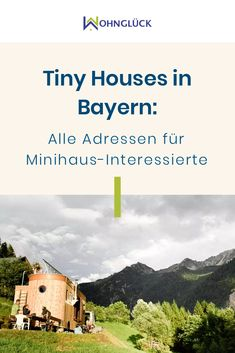 Who is enthusiastic about Tiny Houses, takes place in Munich and throughout Bavaria countless addresses and supporters. Tiny Houses For Rent, Best Tiny House, Modern Tiny House, Tiny House Plans, Tiny House Design, Tiny House On Wheels, Zion Park, Off Grid, Tiny House Rentals