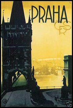 Oh how I miss you, Prague