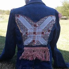 Check out this item in my Etsy shop https://www.etsy.com/listing/210449009/vintage-patchwork-denim-jacket