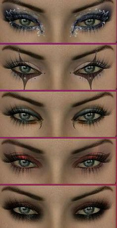 15 sexy cat eye makeup ideas for brides exquisite girl - Eyeshadow For Halloween