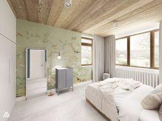 Kobiecy dom pod Warszawą - Sypialnia, styl klasyczny - zdjęcie od Krystyna Regulska Architektura Wnętrz - homebook