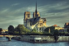 Dawn at Notre Dame (HDR)   Flickr – Condivisione di foto!