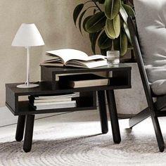 HAKO pöytä - Karup Design - Futonnetti.fi Hakone, Display, Table, Furniture, Home Decor, Design, Floor Space, Decoration Home, Billboard