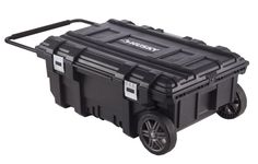 Husky Mobile Rolling Portable Tool Storage Chest Toolbox Organizer Job Box #Husky