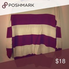 Slouchy long sleeve Long sleeve, loose-fitting GAP sweater GAP Sweaters