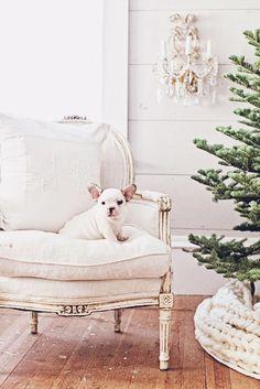 Knit tree skirt 2 Weeks until Christmastime . . . :: This is Glamorous