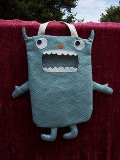 Monster Trick or Treat Bag