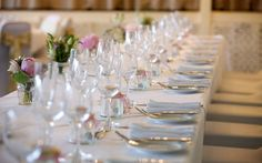 Moorland Garden Hotel is located on the edge of Dartmoor National Park in South Devon and is only a short drive from Plymouth. Wedding Reception, Table Settings, Table Decorations, Dartmoor, Garden, Devon, Gallery, Home Decor, Marriage Reception