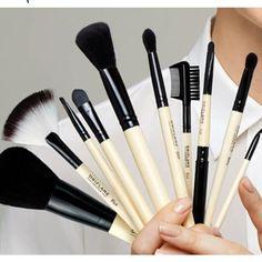 Eyebrow Brush, Concealer Brush, Eyeliner Brush, Lip Brush, Eyeshadow Brushes, Makeup Brush Set, Makeup Kit, Eye Makeup, Oriflame Beauty Products