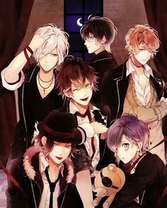 Read Blood Ties (Diabolik Lovers Fanfic) - Twin Brides - Wattpad