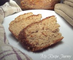 Cream Cheese Sweet Almond Wheat Bread