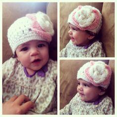 Beanie .. For a Precious Baby girl
