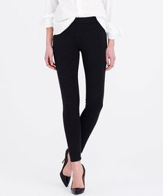 These professional work pants are basically leggings and they're ALSO under-$100