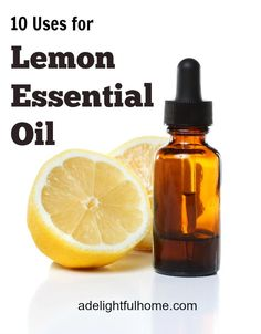 20 thrifty ways you can use lemon essential oil including household hacks, cleaning tips, and in your beauty routine. MS Recovery members should not use coconut oil as a carrier. Lemon Essential Oils, Essential Oil Uses, Young Living Oils, Young Living Essential Oils, Home Remedies, Natural Remedies, Herbal Remedies, Cough Remedies, Holistic Remedies