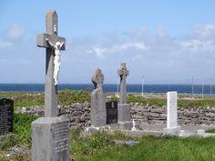 From Inishmore, #Ireland.  Photo: bestnorwegian.com