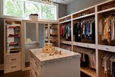 Contemporary on the water - contemporary - closet - miami - Weber Design Group, Inc.