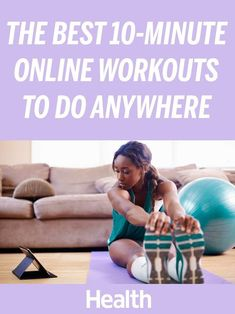 From cardio workouts to HIIT routines to Pilates sequences, these quick videos targeting your abs, legs, and arms will burn fat and build muscle—no gym necessary. | Health.com