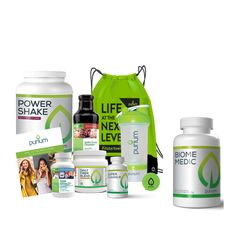 10 Day Transformation & Biome Medic - Organic, Superfood, Non-GMO Nutrition for High Performance Living, Athlete's, Weight Loss, Cleansing, Detox, and Optimal Wellness