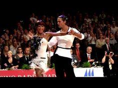 Nino Langella - Kristina Moshenskaya, GOC Stuttgart 2012, WDSF Grand Slam latin, final - samba