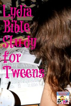 Lydia Bible study for preteens or tweens great for #VBS #Biblestudy #tweenbiblestudy Sunday School Curriculum, Sunday School Activities, Bible Activities, Sunday School Lessons, Family Bible Study, Scripture Study, Bible Crafts For Kids, Bible Lessons For Kids, Acts Bible