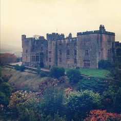 Muncaster Castle in Ravenglass, Cumbria