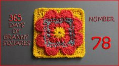 Written Pattern: http://www.ravelry.com/patterns/library/embrace-the-heart Hashtag #YARNutopia and #365DaysofGrannySquares in your photos!! View all Granny S...