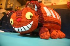 PATTERN  for Amigurumi Cat Bus by AmiVegan on Etsy, $6.00
