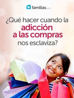 La adicción a las compras produce una felicidad falsa convirtiéndote en algo que realmente no eres. Puedes sanar de esta adicción si empiezas a tomar...