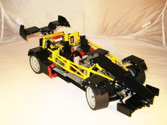 LEGO Ariel Atom 500 in 1:9 scale by TheMindGarage