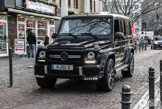 Mercedes-Benz Brabus G 63 AMG B63-620 1