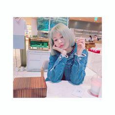 #Somin Jung #정소민 Hwang Jin Uk, Jun So Min, Young Actresses, Asian Actors, Overall Shorts, Pet Birds, Photo And Video, Instagram Posts, Korean