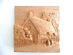 introduction to relief carving
