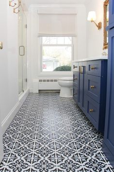 32 Fabulous Modern Bathroom Tile Floor Design Ideas - If you're looking for a sure fire way to bring your bathroom into the century then nothing tops tiles! Whether you want to create an ultra-modern. Modern Bathroom Tile, Bathroom Floor Tiles, Tile Floor, Floor Grout, Small Bathroom, Küchen Design, Floor Design, Design Ideas, Tuile