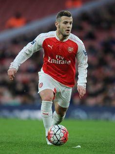 Jack Wilshere back in action for the Arsenal U21s #JackIsBack #AFC #arsenal #WelcomeBack #legend