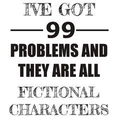 I've got 99 problems... by Carol Oliveira
