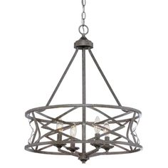 Living room? View the Millennium Lighting 2174 Lakewood 4 Light 1 Tier Drum Chandelier at Build.com. $269.91 at homeclick.com with free shipping