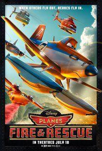 Watch Planes: Fire & Rescue (2014) Online Full Movie