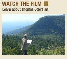 Thomas Cole National Historic Site Catskill, NY new artist's studio opens on May 1