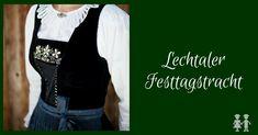 Die Lechtaler Festtracht ist eine sehr aufwendige Tracht.