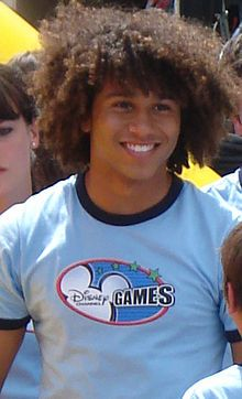 """Corbin Bleu [Reivers] -- (2/21/1989-??). Broadway/Actor/Model/Dancer/Producer/Singer-Songwriter. He portrayed Isadore """"Izzy"""" Daniels on Disney Movie """"Jump In!"""", He performed and played Chad Danforth, in """"High School Musical"""" Trilogy. He has sung """"Push It to the Limit""""."""