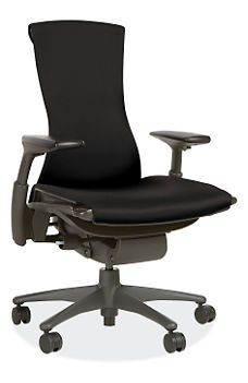 My next desk chair has to be a Herman Miller Aeron Chair ...