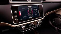 2014 Qoros 3 Sedan Display