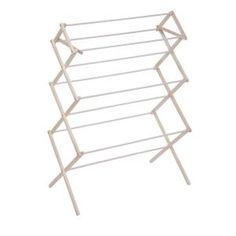 Clothes Drying Rack Walmart Amusing White Folding Laundry Dryer Clothes Drying Rack  Sturdy Steel Desig Design Ideas