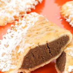 A very yummy recipe for Italian chocolate ricotta pies.