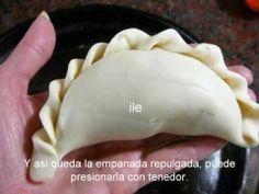 ▶ LA COCINA DE ILE - Empanadas de atun - YouTube