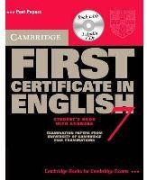 cambridge first certificate in english self study Zoom sur… Le First Certificate in English