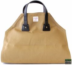 FILSON Twill Log Car