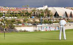 Meloneras Golf next H10 Playa Meloneras Palace #hotel #golf